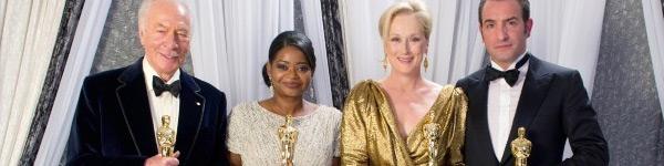 5 Oscars pour The Artist