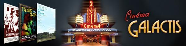 Le Cinéma Galactis : un amour de cinéma...